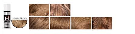 Medium Brown Hair Fibers Color 6 7 8