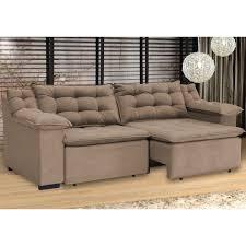 O domingo est chegando ao fim e nada melhor do que um sof super  confortvel para