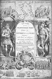 translation of thucydides peloponnesian war thomas hobbes thucydides