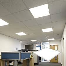 Square Office Lights Hot Item Aluminum Square 60x60 Led Ceiling Panel Light For Home Office