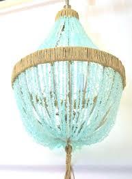 sea glass chandelier medium size of glass chandelier elegant euro crystal rainfall glass drum beach glass