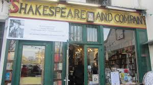 Shakespeare and company: a bookworms utopia countless little things