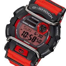 pochitto rakuten global market watches mens casio casio g shock watches mens casio casio g shock g shock digital gd 400 4 orange