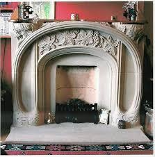 art nouveau fireplace Поиск в google