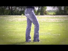 Cowgirl Up Jeans Size Chart How To Size Cowgirl Tuff Jeans Youtube