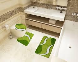 100 3 piece bathroom rug set coffee tables shower rug wildon home