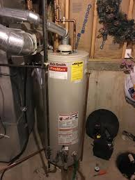 ao smith gas water heater. Water Heater. Installed New AO Smith Higher Efficiency Gas Ao Heater