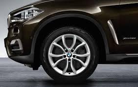 Оригинальные литые <b>диски BMW V</b>-<b>Spoke</b> 594 — <b>BMW</b> X6 F16