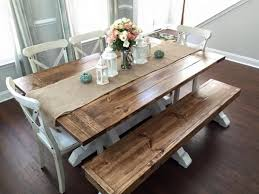 Small Picture Best 25 Bench kitchen tables ideas on Pinterest Bench for