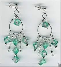 bead chandelier earrings bead chandelier earrings