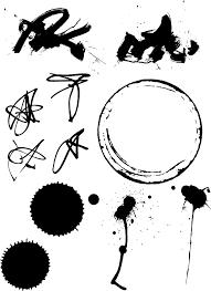 ストリートグラフィックス素材集