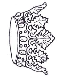 Small Picture Purim Coloring Pages