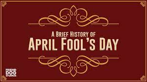A Brief History of April Fool's Day - YouTube