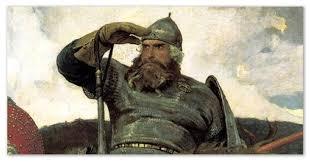 Илья Муромец сообщение о русском богатыре Былинный русский богатырь