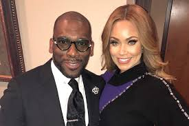Gizelle Bryant Reunites with Ex-Husband Jamal Bryant for School ...