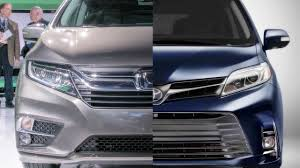 2018 Toyota Sienna Vs Honda Odyssey | Who The Best???