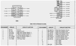 1995 ford mustang radio wiring diagram pleasant 4 9 cadillac engine 1995 ford mustang radio wiring diagram unique 2002 ford taurus speaker wiring diagram efcaviation of 1995