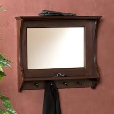 Coat Rack With Mirror And Shelf Furniture Mirrored Wardrobe Coat Racks For Sale Heart Mirror 60