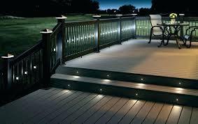deck stair lighting ideas. Solar Deck Steps Lighting Stair Lights Step Ideas G