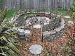 Small Picture 26 best Keyhole Garden images on Pinterest Raised beds Raised