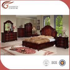 European Style Carved Bedroom Furniturechippendale Jordans