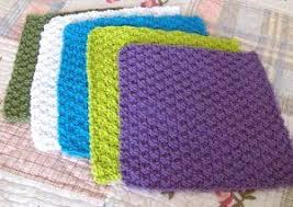 Easy Knit Dishcloth Pattern Inspiration Learn A New Stitch With 48 Easy Knitted Dishcloth Patterns Seed