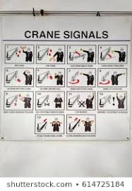 Crane Hand Signals Images Stock Photos Vectors Shutterstock