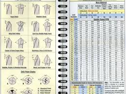 Woodruff Key Cutting Depth Chart Template