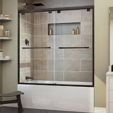 bathtub doors adorable impression of bathroom completed with glass door bathtub