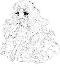 Cat Coloring Pages For Girls At Getdrawingscom Free For Personal