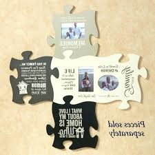 puzzle wall art puzzle piece wall decor mesmerizing wall arts wooden puzzle wall art personalized puzzle piece wall