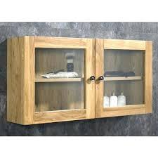 wall cabinet solid oak double door glass wall cabinet corner wall cabinet with glass doors