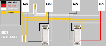 how to wire a three way dimmer switch diagram images way switch way switches need help finding traveler wires two 3 way