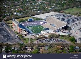 rice university campus aerial. Delighful University Rice Stadium At The Campus Of University In Houston Texas  Stock Image Inside Campus Aerial C