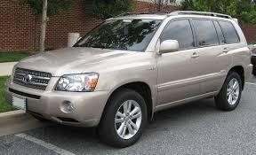 File:1st Toyota Highlander Hybrid Limited.jpg - Wikimedia Commons