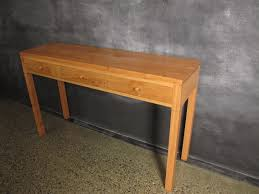 very narrow hall table. Black Hall Tables Narrow For Decoration Messmate Table Featuring Shadow Line Very