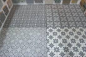 cement mosaic tiles india