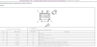 radio wiring diagram cobalt 2005 radio wiring diagrams online