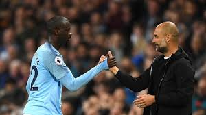 toure thinks guardiola may be in