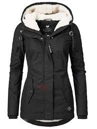slim hooded long sleeve plain zipper women s jacket