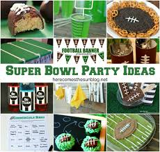 Super Bowl Party Decorating Ideas Super Bowl Party Ideas Here Comes The Sun 47