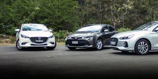 Mazda 3 Comparisons Review Specification Price Caradvice