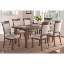 helena dining set with table and upholstered chairs by greyson living helena table upholstered chairs curio brown size sets