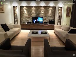 Interior Design For Living Room Walls Fantastic Contemporary Living Room Designs Fireplaces Entryway