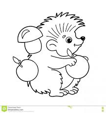 Hedgehog Coloring Pages Coloring Book Hedgehog
