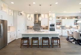transitional kitchen lighting. Update Lighting Bay-Court-Kitchen-Mary-DeWalt-2 Transitional Kitchen I