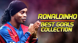 RONALDINHO • Best Goals Collection (1998-2018) - YouTube