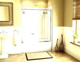 walk in bathtub shower combo walk in tub shower combo walk in tub and shower combo
