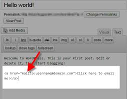 Adding Html To A Wordpress Page Post Inmotion Hosting