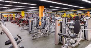 Al Hamriyah Mixed Gym